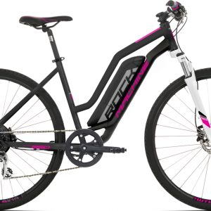 E-TREKING KOLO ROCK MACHINE CROSSRIDE E350 LADY 2019