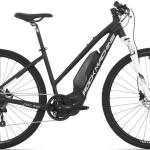E-TREKING KOLO ROCK MACHINE CROSSRIDE E400 LADY 2019