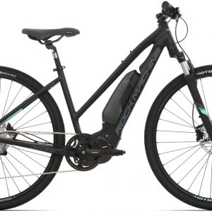 E-TREKING KOLO ROCK MACHINE CROSSRIDE E500 LADY 2019