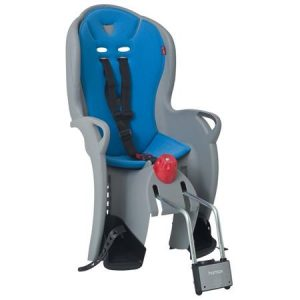 HAMAX otroški sedež SLEEPY siv/svetlo modra podloga