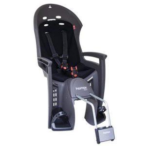 HAMAX otroški sedež SMILEY siv/črna podloga