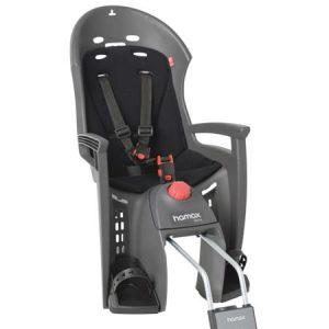 HAMAX otroški sedež SIESTA siv/črna podloga