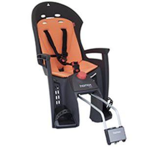 HAMAX otroški sedež SIESTA siv/oranžna podloga