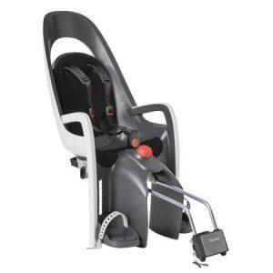 HAMAX otroški sedež CARESS siva/bela/črna podloga (1-pak v svoji embalaži)