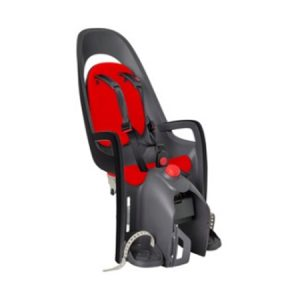 HAMAX otroški sedež CARESS siva/rdeča podloga (1-pak v svoji embalaži)