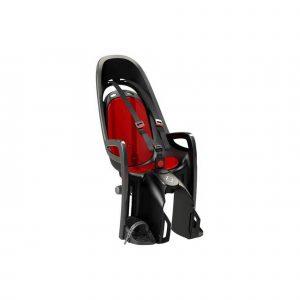 HAMAX otroški sedež ZENITH siv/rdeča podloga (5-pak)
