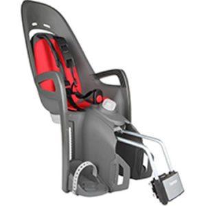 HAMAX otroški sedež ZENITH RELAX siv/rdeča podloga (4-pak)