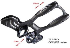 NASTAVEK TT CT AERO COCKPIT karbon