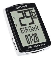 ŠTEVEC SIGMA BC 16.16 STS brezžični (digitalno kodiran signal)