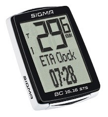ŠTEVEC SIGMA BC 16.16 STS CAD brezžični (digitalno kodiran signal)