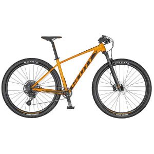 GORSKO KOLO SCOTT SCALE 970 ORANGE/BLACK 2020